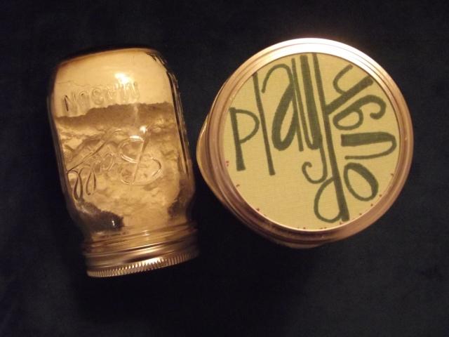Paydough jars