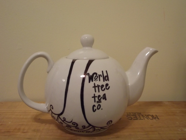 Tea Pot COmpleted