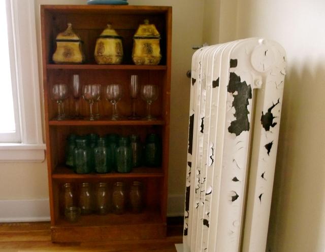 Shelf with Jars 1