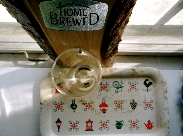 homebrewed
