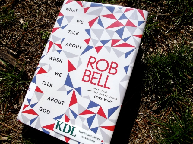 Cover of Rob Bell Book