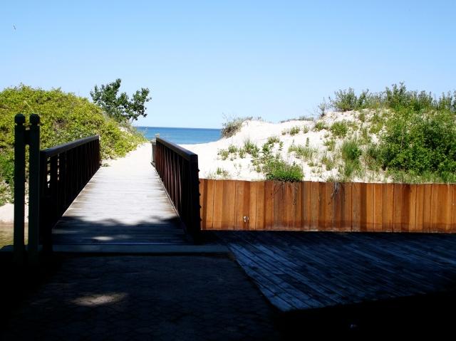 Bridge at homestead