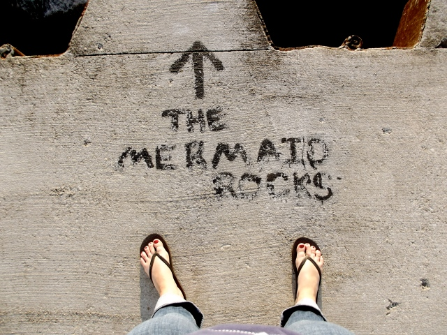The Mermaid Rocks