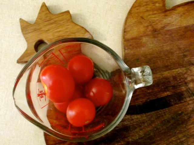 Cup of Tomatoes