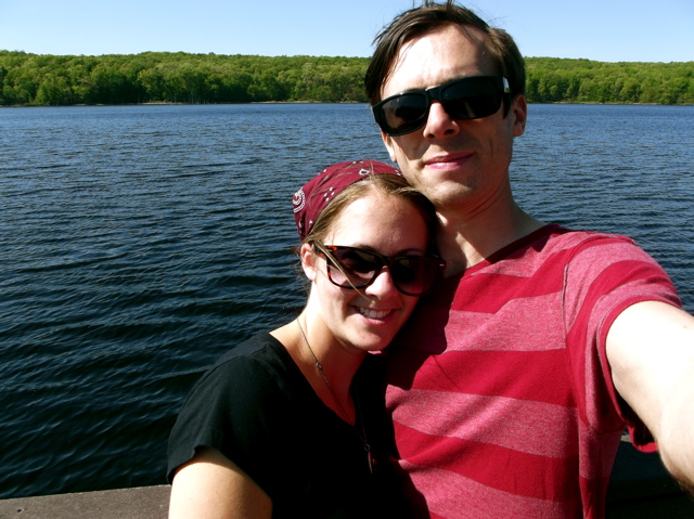 Pickerel Lake Photo of Us