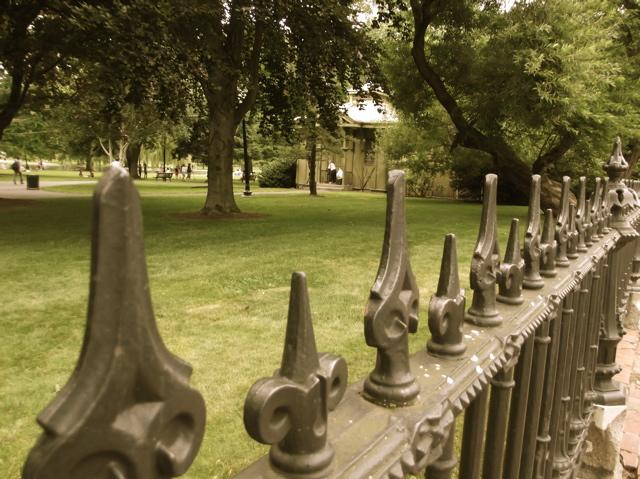 boston fence