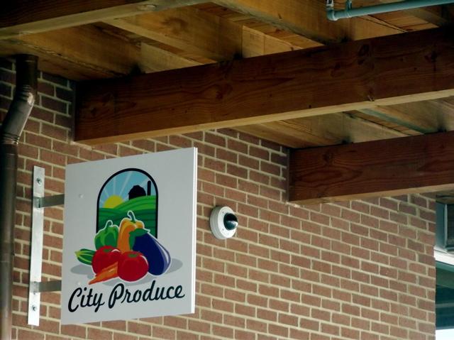 city produce